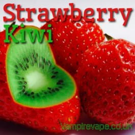 Strawberry Kiwi 10 ml Vampire Vape