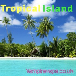Tropical Island 10 ml Vampire Vape
