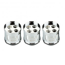 Pack de 3 résistances XL-C4 Light-up Chip Coil iJoy