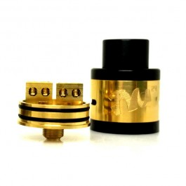 Twisted Messes 24mm RDA (gold)
