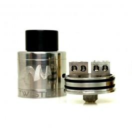 Twisted Messes 24mm RDA (gris)