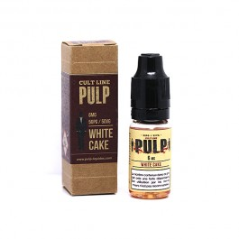 White Cake 10 ml Cult Line (10 pièces)