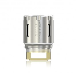 Pack de 5 résistances ERL 0.15 ohm Eleaf