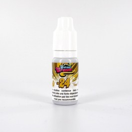 Sweet Cream N°24 10ml eLiquid France (10 pièces)