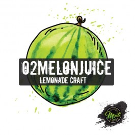 O2 Melon 50ml Mojito Juice