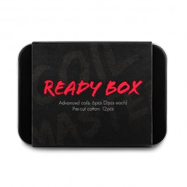 Kit Ready Box Coil Master