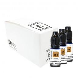 555 Tobacco 10ml Element E-Liquid (10 pièces)