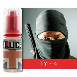 Liquide TY-4 10ml TJuice (10 pièces)