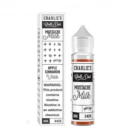 Mustache Milk 50ml White Label by Charlie's Chalk Dust