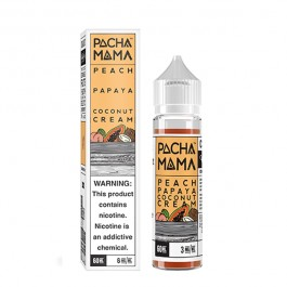 Peach Papaya Coconut Cream 50ml Pachamama Line by Charlie's Chalk Dust