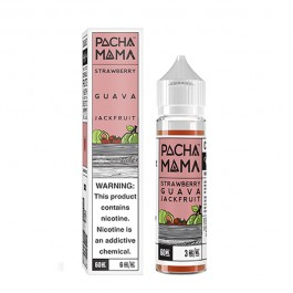 Strawberry Guava Jackfruit 50ml Pachamama Line by Charlie's Chalk Dust