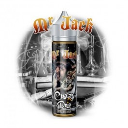 Mr Jack 50ml Crazy Drip