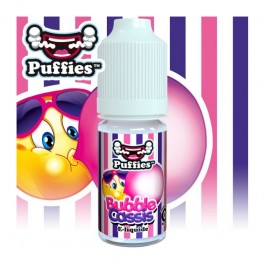 Bubble Cassis 10ml Puffies by Swoke (10 pièces)