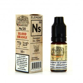 Booster Blood Orange 10ml Nic Salts by Element
