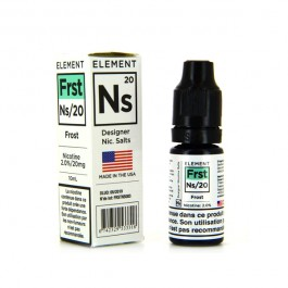 Booster Frost 10ml Nic Salts by Element