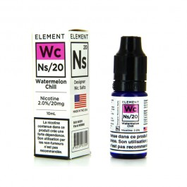 Watermelon Chill 10ml Nic Salts by Element