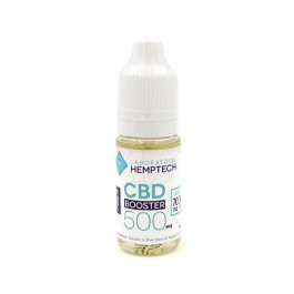 Booster CBD 10ml Hemptech