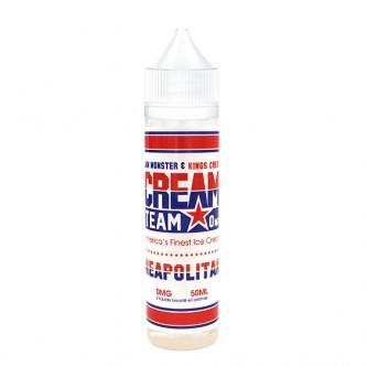 Neapolitan 50ml Cream Team by King's Crest