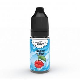 Crazy Lips 10ml e.Tasty (10 pièces)