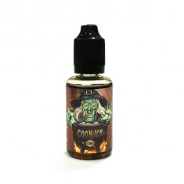 Concentré Cookie 30ml Witch Custard (5 pièces)