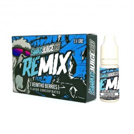 Concentré APE - Veimtho Berries 10ml Swag Remix by Swag Juice