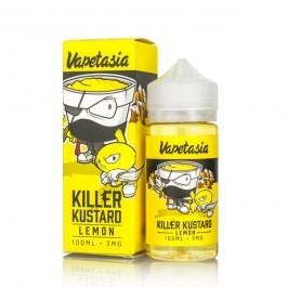 Killer Kustard Lemon 100ml Vapetasia