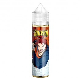 Dragon 50ml Saiyen Vapors by Swoke