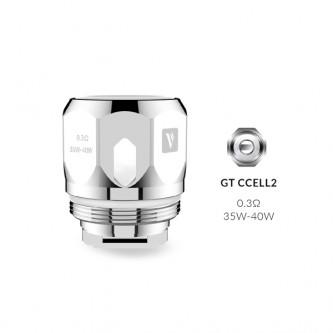 Résistances GT CCell2 Vaporesso (pack de 3)