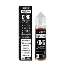 King Bellman 50ml Black Label by Charlie's Chalk Dust