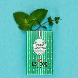 Menthe Eucalyptus 4x10 ml Le Coq Premium