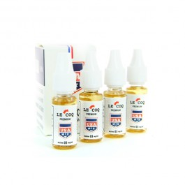 USA Mix 4x10 ml Le Coq Premium