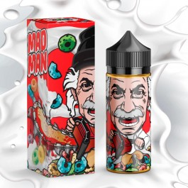 Mad Man 100ml Juice Man's