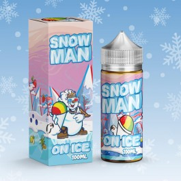 Snow Man 100ml Juice Man's