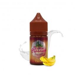 Concentré Banana Cream 30ml Sunshine Paradise (5 pièces)