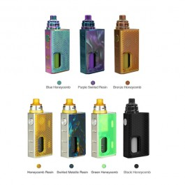 Kit Luxotic BF avec Tobhino Wismec (new colors)