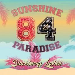 Concentré Blackberry Lychee 30ml Sunshine Paradise (5 pièces)
