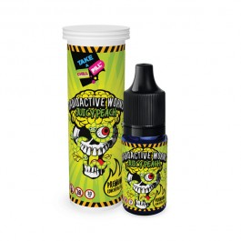 Concentré Radioactive Worms - Juicy Peach 10ml Chill Pill