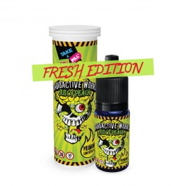 Concentré Radioactive Worms - Juicy Peach Fresh Edition 10ml Chill Pill