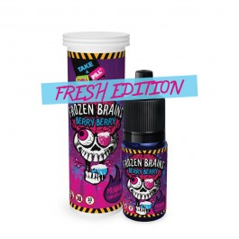 Concentré Frozen Brains - Berry Berry Fresh Edition 10ml Chill Pill