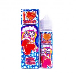 Blue Raspberry 50ml I Love Candy by Mad Hatter