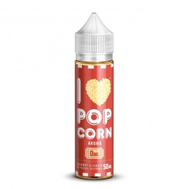 I Love Popcorn Too 50ml Mad Hatter