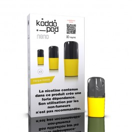 Pods Mangue Ananas 2ml Le French Liquide (Pack de 3)