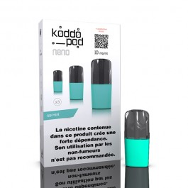 Pods Ice Mint 2ml Le French Liquide (Pack de 3)