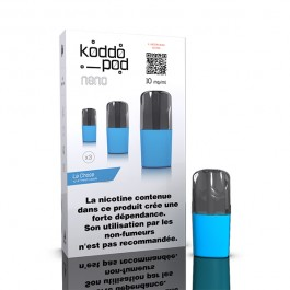 Pods La Chose 2ml Le French Liquide (Pack de 3)