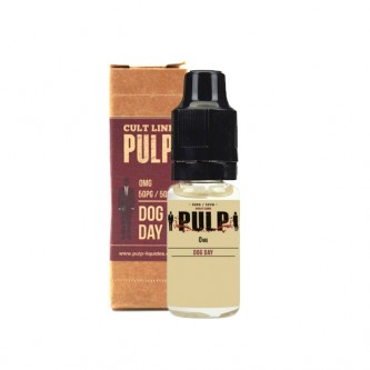 Dog Day 10 ml Cult Line by Pulp (10 pièces)