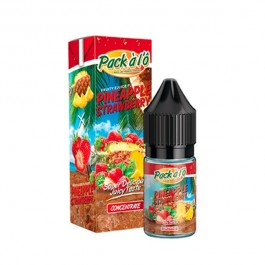 Concentré Pineapple Strawberry 10ml Pack à l'Ô (10 pièces)