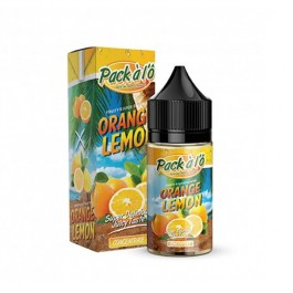 Concentré Orange Lemon 30ml Pack à l'Ô (5 pièces)
