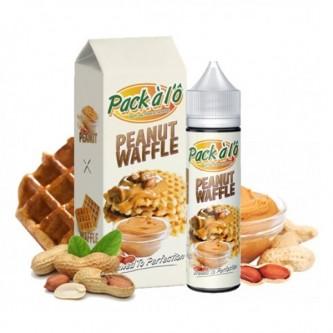 Peanut Waffle 50ml Pack à l'Ô