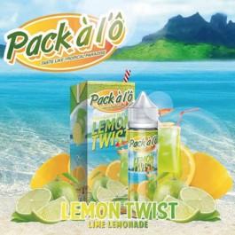 Lemon Twist 50ml Pack à l'Ô