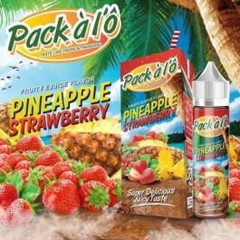 Pineapple Strawberry 50ml Pack à l'Ô